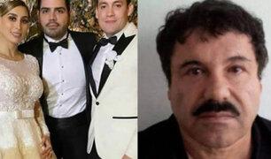 VIDEO: Hija del Chapo Guzmán se casó en medio de lujos y extrema seguridad