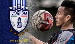 Christian Cueva: DT de Pachuca confirmó su fichaje para la temporada