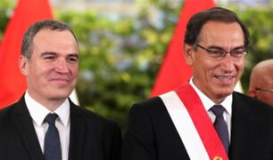 """Martín Vizcarra ante posible candidatura de Salvador del Solar: """"sería una buena alternativa"""""""