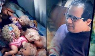 """'Dollyboy', el pedófilo capturado en Lima, buscaba en todo el mundo a familias con niñas """"para relaciones serias"""""""