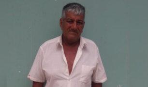 Chiclayo: detienen a obrero por golpear a su hijo con una barra de aluminio
