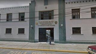 Callao: balean a dos sujetos a escasos metros del cuartel policial Alipio Ponce