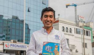 Julio Garay: ingeniero peruano que creó galletas contra la anemia ya tiene pedidos de ocho países