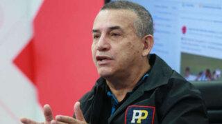 """Daniel Urresti: """"Podemos Perú responde directamente a mí, soy el líder"""""""