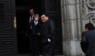 """José Luna Gálvez: """"A mí no me van a acusar de ladrón, ni de coimero"""""""