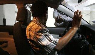 Pueblo Libre: delincuentes secuestran a conductor para robar su vehículo