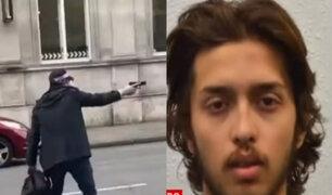 Estado Islámico se adjudica ataque terrorista en Londres que dejó tres heridos