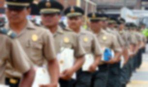 Piura: más de 80 policías serían dados de baja por estar implicados en actos de corrupción