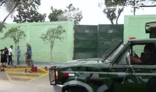 'Pinochito' en Surquillo: echarán agua a personas que beban licor en la vía pública