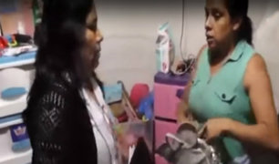 La Victoria: detienen a mujer con casi dos mil ketes de PBC