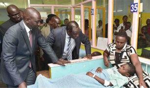 Kenia: estampida en escuela deja al menos 14 niños muertos
