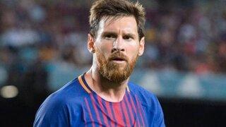 Messi enojado: dispara contra director deportivo del Barcelona, Eric Abidal