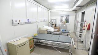 Ciudadano tailandés es aislado en clínica de Tarapoto por posible caso de coronavirus