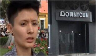Miraflores: joven transexual denuncia discriminación en discoteca