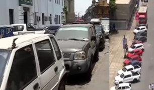 Callao Monumental: vecinos denuncian que zona turística está abarrotada de autos abandonados