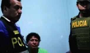 Punta Negra: alcalde es detenido por presuntamente liderar red criminal