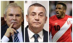 Castañeda, Urresti y Farfán en las portadas de diarios hoy 5 de febrero