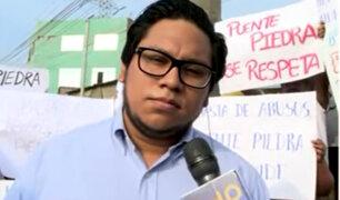Puente Piedra: piden eliminar cobro de peajes y retiro de casetas