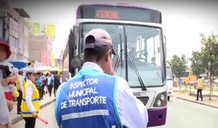 Transporte informal vs. formal: Corredor Morado peligra por 'piratas'