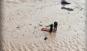 Río Rímac: hallan cadáver de hombre a la altura de puente Trujillo