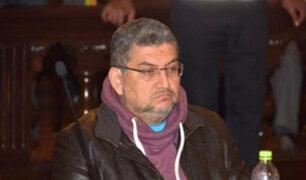 PJ rechazó pedido de cese de prisión preventiva para Walter Ríos en caso 'Cuellos blancos'
