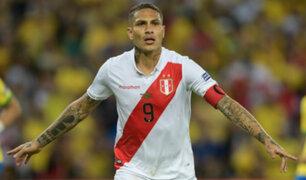 """Guerrero sobre Eliminatorias Qatar 2022: """"Como equipo estamos juntos para todo"""""""