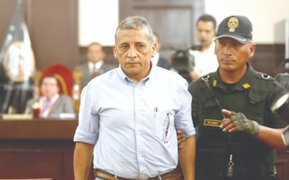 Antauro Humala: piden su trasladado a hospital ante probable contagio por coronavirus