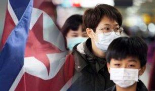 Corea del Norte intensifica producción de mascarillas para combatir el coronavirus