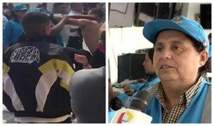 Magdalena: fiscalizador es agredido por ambulante durante operativo