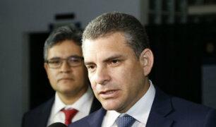 """Fiscal Vela sobre demanda de Odebrecht ante el Ciadi: """"No tiene ningún sentido"""""""