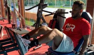 Jefferson Farfán llegó a Qatar para unirse a entrenamientos de Lokomotiv Moscú