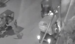 Pucallpa: ladrón abandona en hospital a cómplice herido tras intentar robarle a policía
