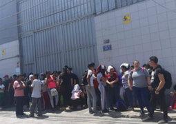 Comas: extranjero murió tras explosión en el interior de fábrica