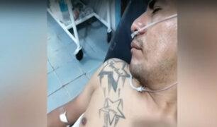 Pucallpa: a balazos se enfrentó un hombre a delincuentes para salvarse