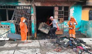 Tragedia en VES: se eleva a 26 el número de fallecidos por deflagración
