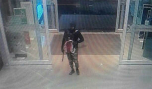 VIDEO: soldado tailandés mata a 12 personas dentro de centro comercial