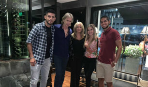 Selección Peruana: Gareca se reunió con Abram y Zambrano en Argentina