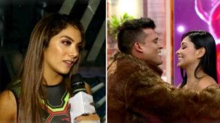 'Chabelita' comentó sorpresa de Christian Domínguez a Pamela Franco
