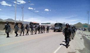 Gobierno declara en emergencia corredor vial de Apurímac-Cusco-Arequipa