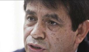 Tomás Gálvez: amplían impedimento de salida del país en su contra por 12 meses