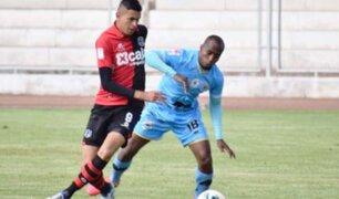 Binacional perdió 2-4 ante Melgar en Juliaca por la segunda fecha de la Liga 1