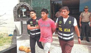 Crimen en Áncash: capturan a presuntos asesinos de ganadero