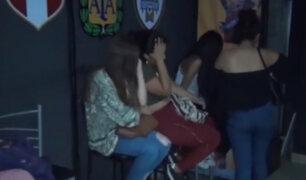 Ate: intervienen a más de 40 mujeres por ejercer la prostitución en locales nocturnos