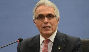 Diego García-Sayán: Bolivia pide su renuncia como relator de la ONU