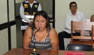 Piura: abogada que mató a su pareja fue condenada a 28 años de prisión