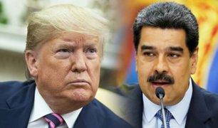 EEUU se prepara para intensificar las sanciones contra el régimen en Venezuela