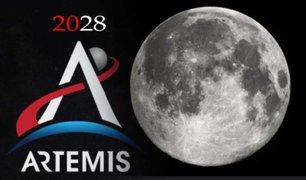 Cambio de planes: NASA confirma que regresarán a la Luna recién en 2028 y no en 2024