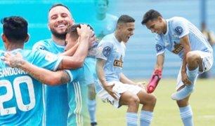 Sporting Cristal consiguió su primer triunfo en el Torneo Apertura tras vencer por 3-2 a Cusco FC