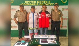 """Independencia: capturan a sanguinaria banda """"Los perros de Víctor Raúl"""""""