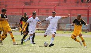 Deportivo Llacuabamba venció por 3-1 a Cantolao en Cajamarca